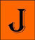 This icon leads to the songs beginning with the letter 'J'.