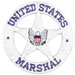 The US Marshals Service badge.