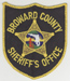 The Broward County Sheriff's Dept., Broward County, Florida.