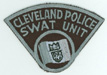 The Cleveland Police Dept. SWAT Team, Cleveland, Ohio.