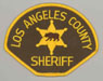 The Los Angeles County Sheriff's Dept., Los Angeles, California.