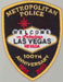 The Las Vegas Metropolitan Police Dept., for the City of Las Vegas' 100th Anniversary.
