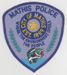 The Mathis Police Department, Mathis, Texas.