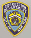 The City of New York Corrections Dept., New York, New York.