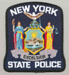 The New York State Police Department.