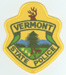The Vermont State Police Department.