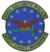 The USAF, 30th Security Police Squadron.