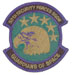 The USAF, 50th Security Forces Squadron.
