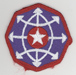 The United States Army, Criminal Investigation Division patch (for Class A uniforms).