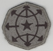 The United States Army, Criminal Investigation Division patch (subdued for BDU's).