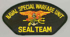 The United States Navy, Naval Special Warfare Unit (SEAL Team).